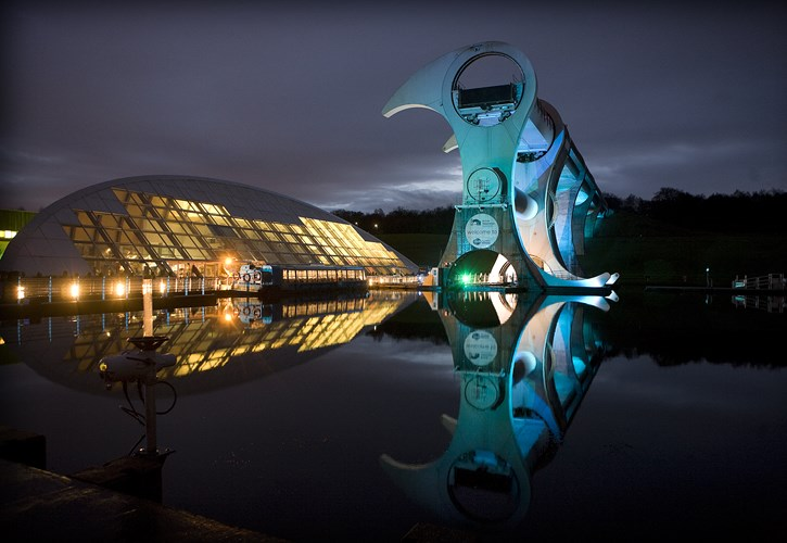 The Falkirk Wheel, Falkirk