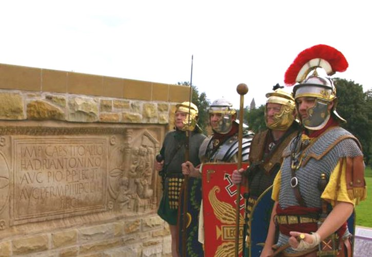 Bridgeness Slab, Bridgeness, The Antonine Wall
