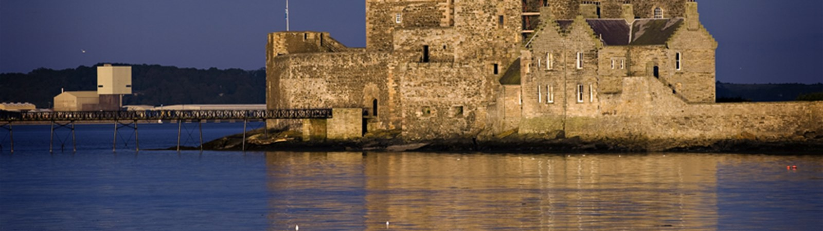 Blackness Castle, Blackness, Scotland