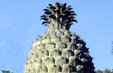 Dunmore Pineapple, Airth, Scotland