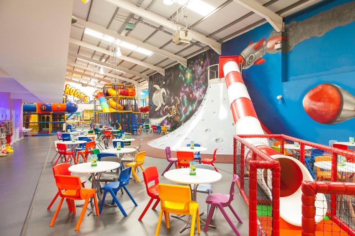 Wonder World Falkirk Soft Play In Falkirk Visit Falkirk