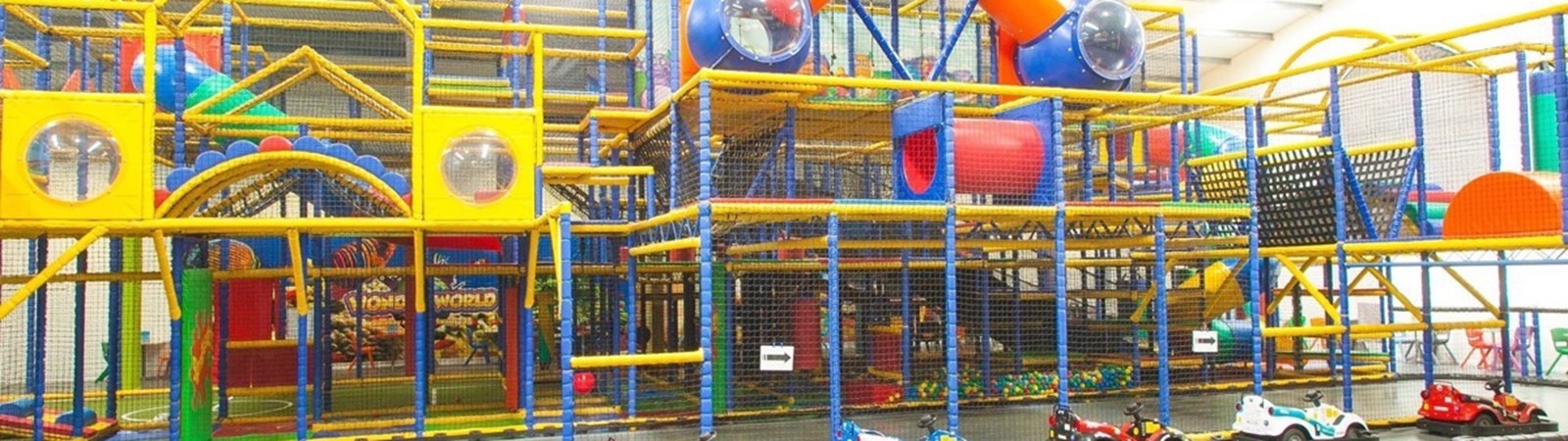 Childrens Soft Play Centres for sale