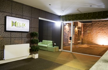 The Helix Hotel, Grangemouth (reception)|Hotels in Falkirk