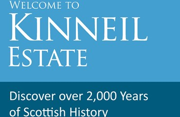 Kinneil Estate, Bo'ness|Tourist Information Leaflet 2016