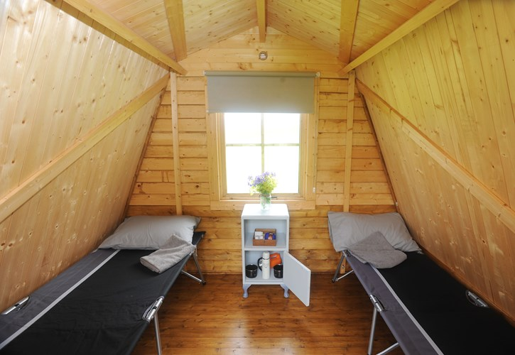 Spoke n Boots Camping Pods, Falkirk|Camping in Falkirk|Self Catering in Falkirk