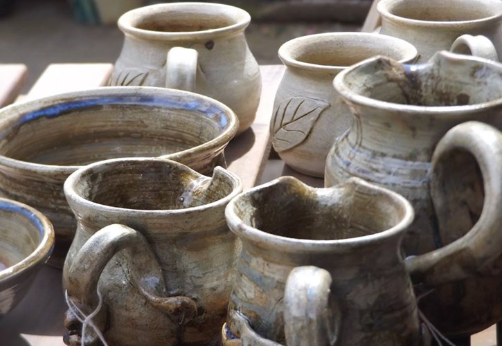 Bean Row Pottery|Potteries in Falkirk|Visit Falkirk