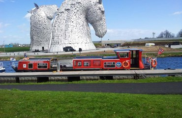 Seagull Canal Cruising|Canal Cruises in Falkirk|Visit Falkirk