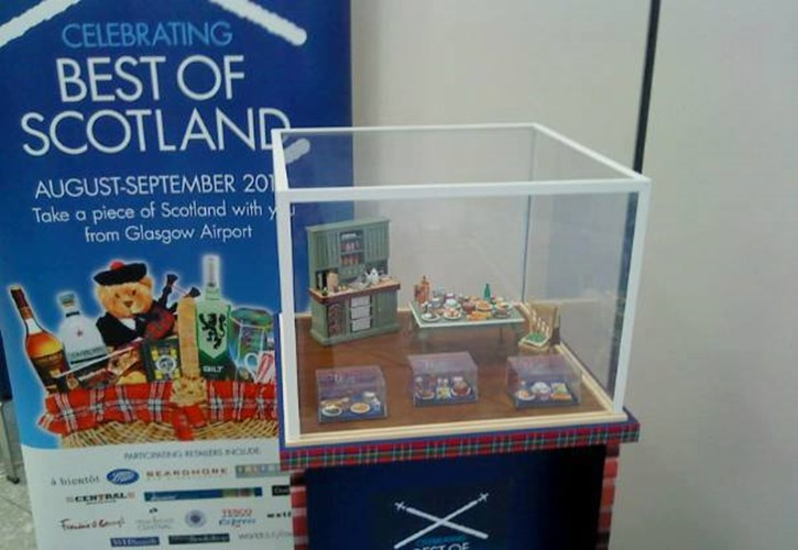 Tolbooth Miniatures|Manufacturer of Miniature Doll Shop Furniture