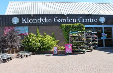 Entrance, Klondyke Garden Centre