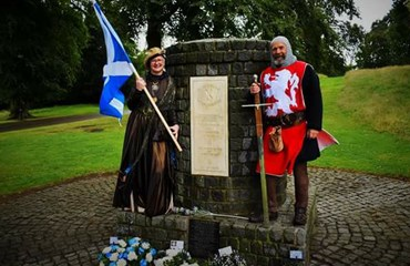 Battle of Falkirk 720th Anniversary