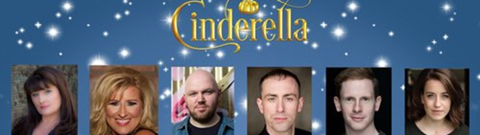 cinderella the pantomime FTH Theatre