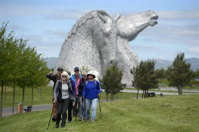 Ramblers walking group