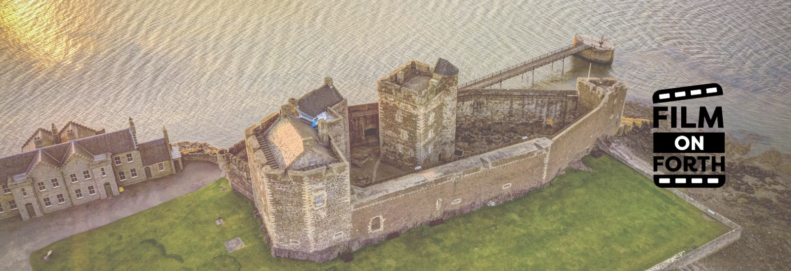 Film on Forth Blackness Castle