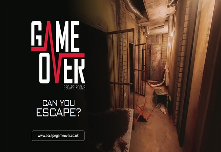 Game Over Escape Room Falkirk
