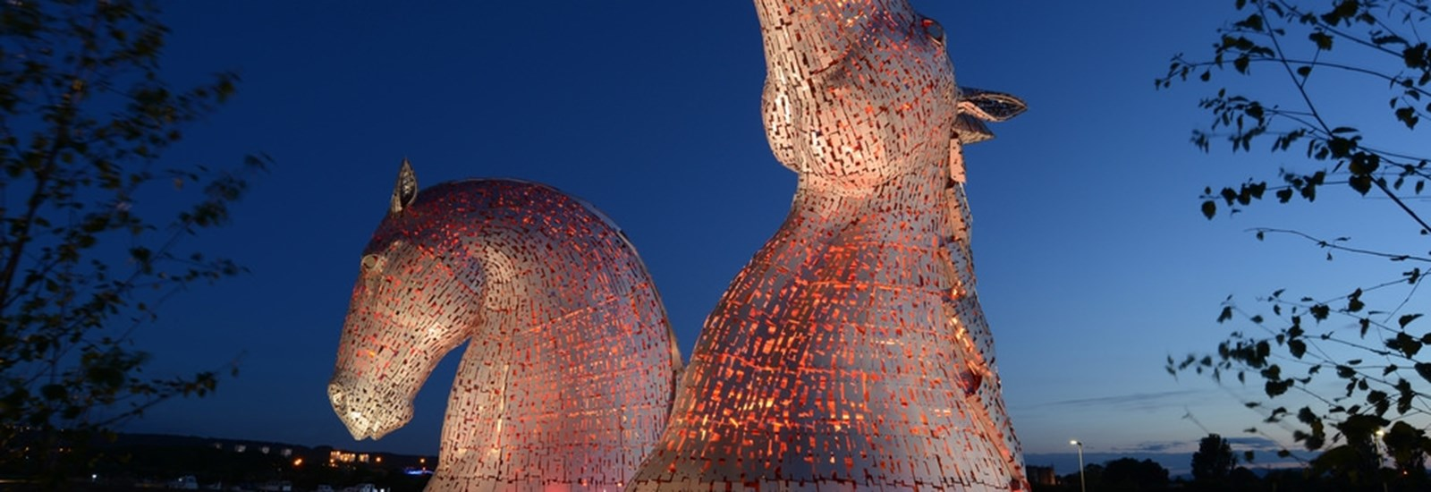 The Kelpies, Helix Park, Falkirk, Scotland