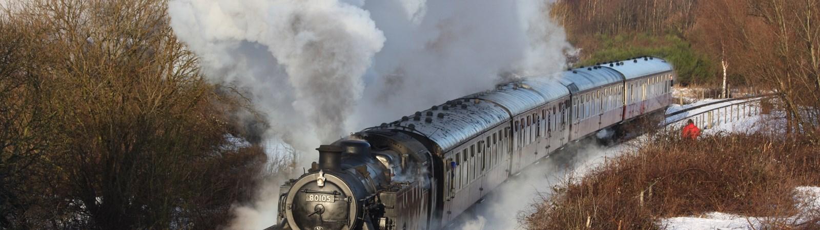 Bo'ness & Kinneil Railway | Steam Trains in Scotland|Visit