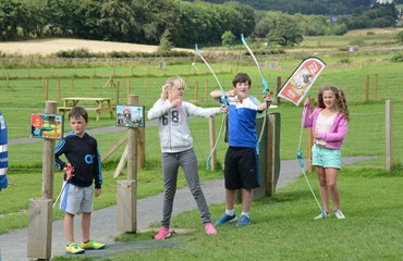 Archery in Falkirk, Things to do In Falkirk