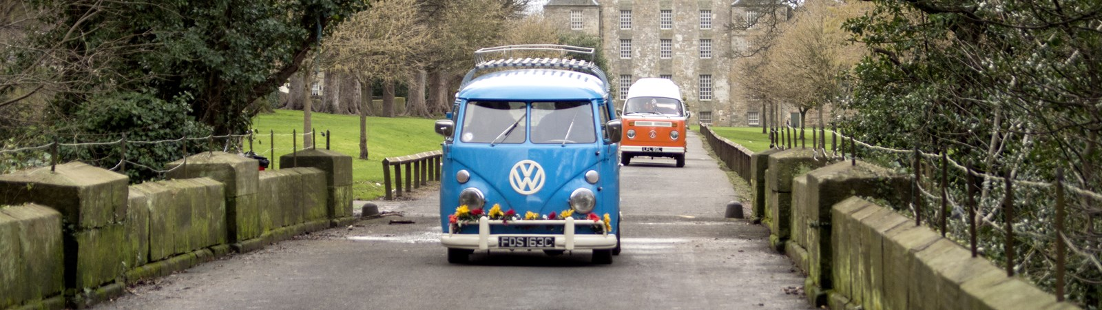 Vintage VW Campers, classic VW campervanhire|Self Catering accommodation scotland