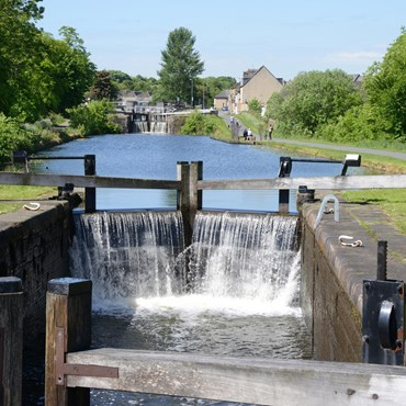 Canals in Falkirk