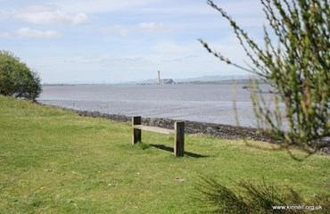 Kinneil Foreshore, Bo'ness|walking in Falkirk